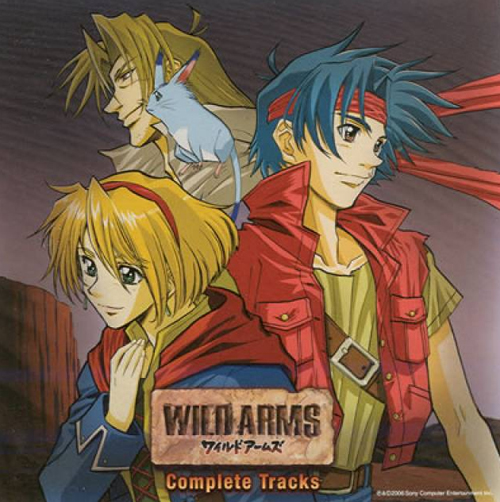 Wild Arms Complete Track