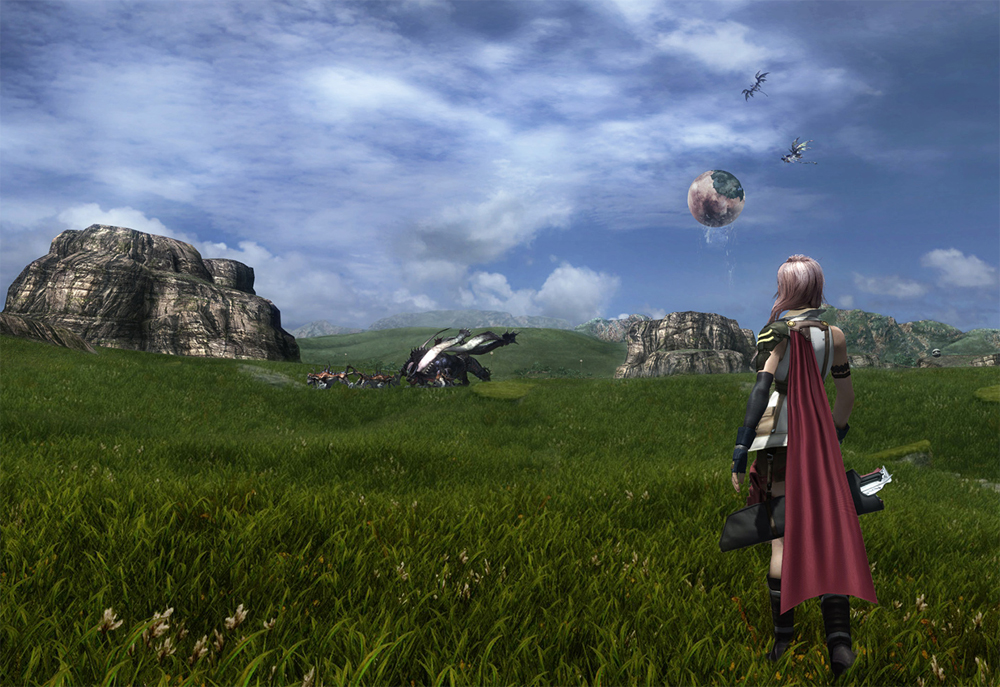 Final Fantasy XIII Pulse