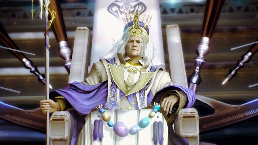 Final Fantasy XIII Galenth Dysley
