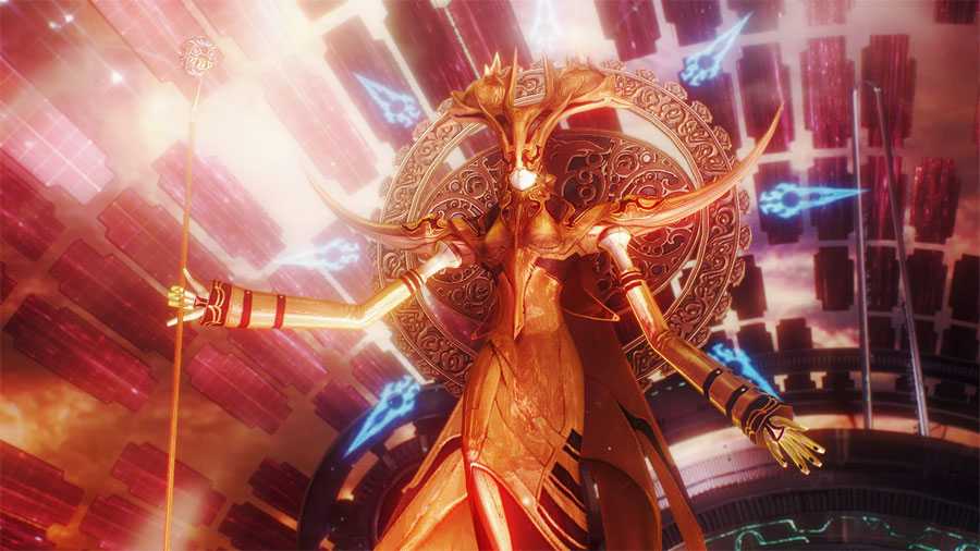 Final Fantasy XIII Eden, fal'Cie du Sanctum