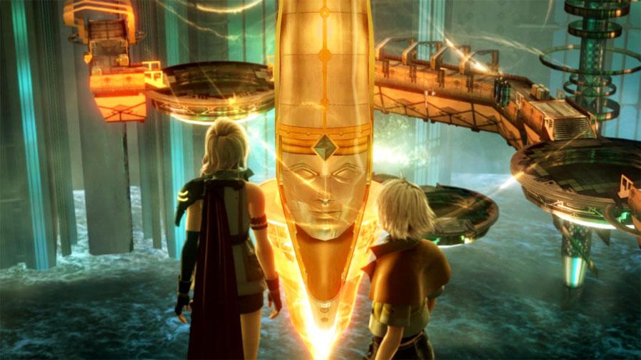 Final Fantasy XIII fal'Cie