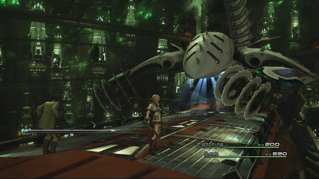Final Fantasy XIII Robot