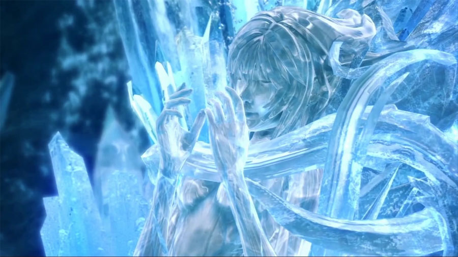 Final Fantasy XIII Serah cristallisée