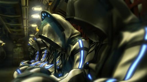 Final Fantasy XIII train
