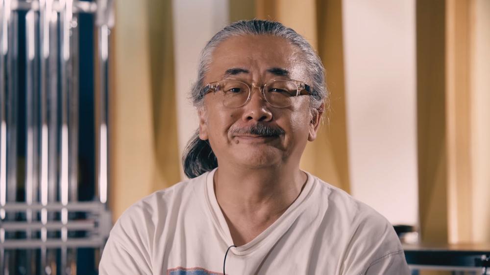Nobuo Uematsu et Final Fantasy