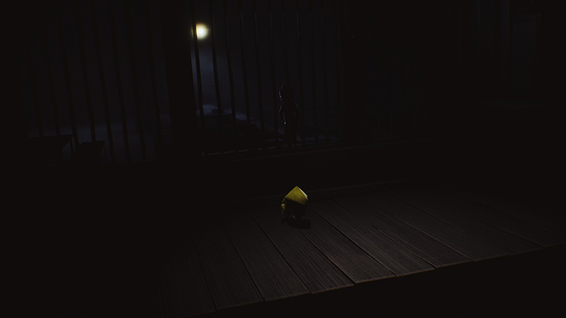 Début de Little Nightmares
